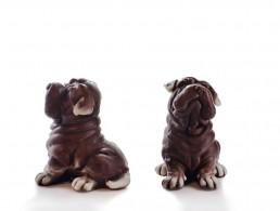 Шоколадная фигурка Шарпей