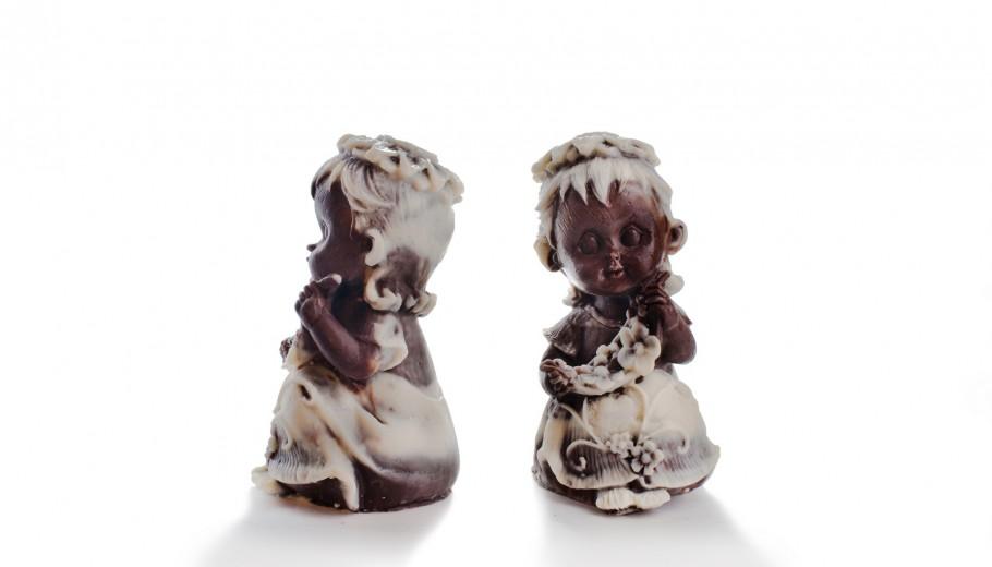 Шоколадная фигурка Дюймовочка